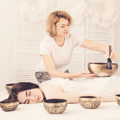 Benefits of Sound Bath Meditation