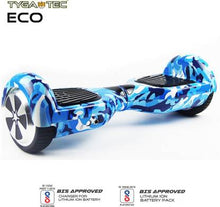 Load image into Gallery viewer, Bluetooth Music Speaker Hover board with RGB LED Light Electric Drifting Board Self Balance Wheel Street Dance Hoverboard Scooter Hoverboard Scooter  (Street Dance Multicolor)