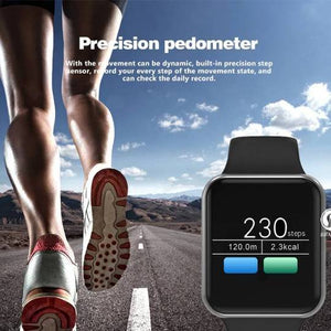 Touch Screen Sensor Bluetooth Smart Watch