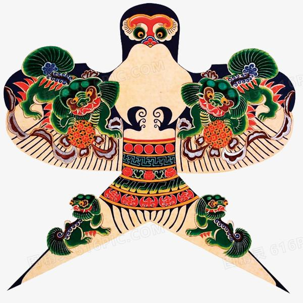 cerf-volant traditionnel chinois