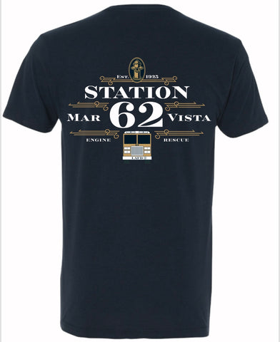 LAFD Station 62 Shirt