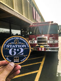 LAFD Station 62 Patch