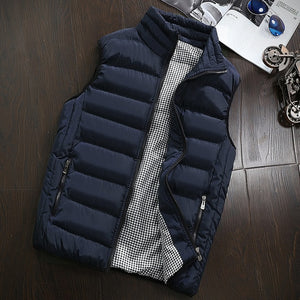 Men's Sleeveless Windbreaker