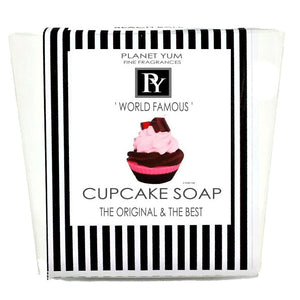 Turkish Delight Soap cupcake - Gift Boxes Australia