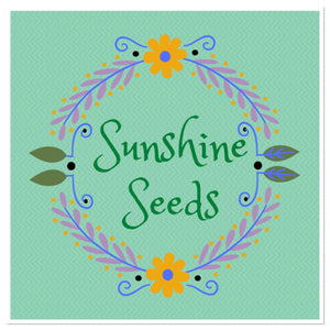 Sunshine Seeds - Seeds of Hope