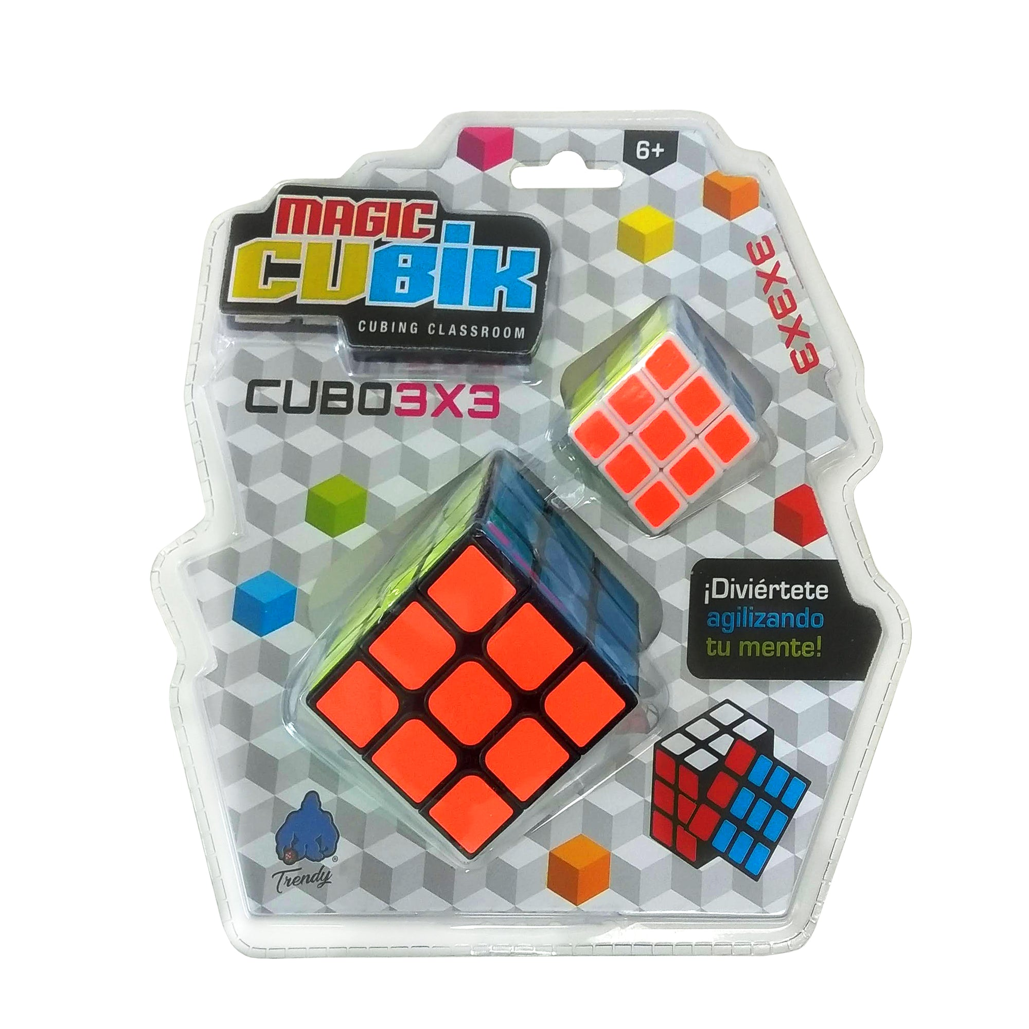 Cubo Magic Cubik 3x3x3