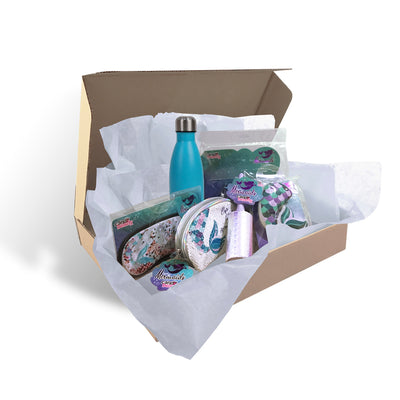 Gift Box Mermaid
