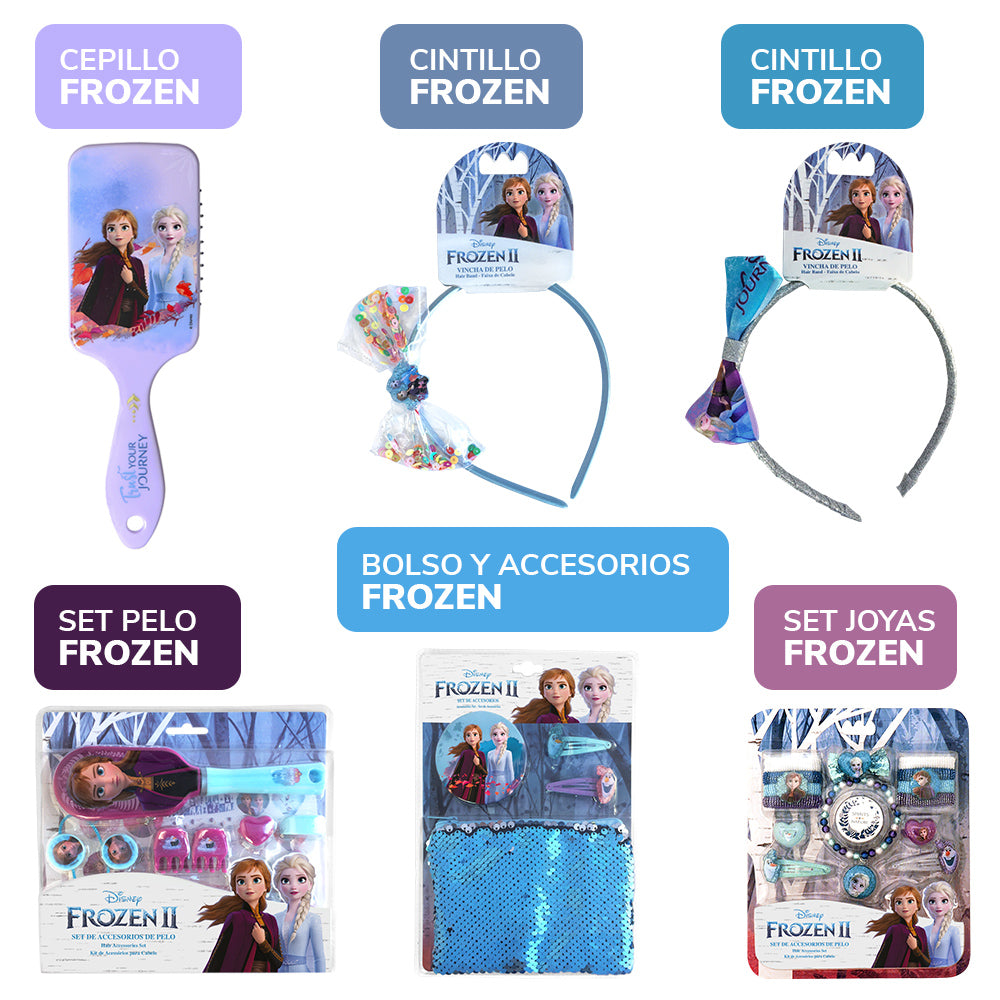 Pack Mega Frozen