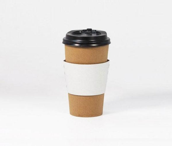 12OZ BROWN SINGLE WALL CUP (PL-12OZ-SWC-KR) - 50PCS/ROLL