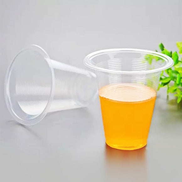 300ML PP CLEAR CUP (PP86-300-9.5) - 50PCS/PKT