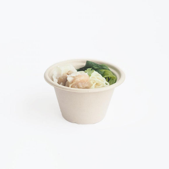 550ML ECO BOWL (E-SOHE550) - 50PCS/PKT