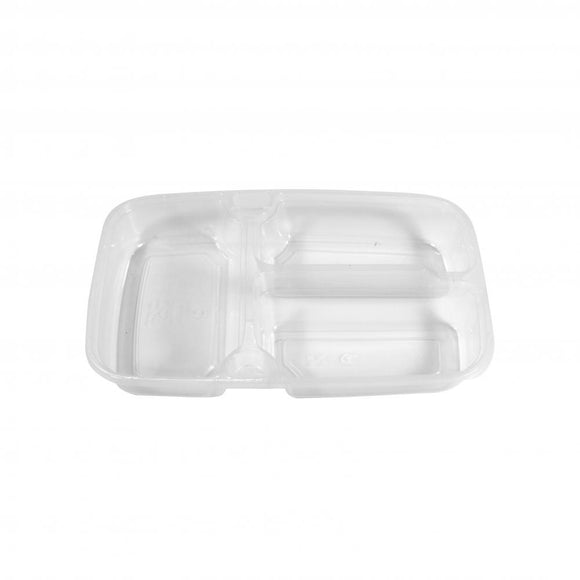 3 COMPARTMENT INSERT FOR 1500ML CONTAINER (PCINS-HS003) - 50PCS/PKT