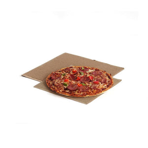"9"" PIZZA BOX CORRUGATED LINING (SFS-9"") -100PCS/BUNDLE"