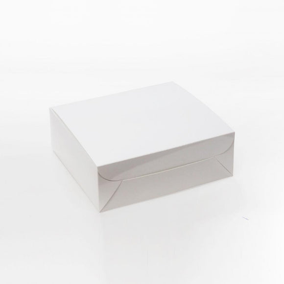 PLAIN CAKE BOX MEDIUM 123 (PL-CB-M-123) - 20PCS/PKT