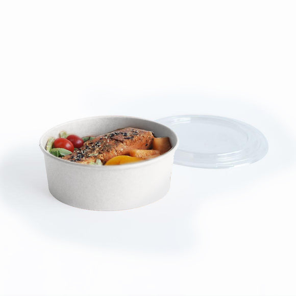 1300ML WHITE SALAD BOWL (PSAL1300W-JH) - 50PCS/PKT