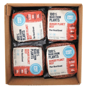 Hungry Planet Beef™ Plant-Based Ground
