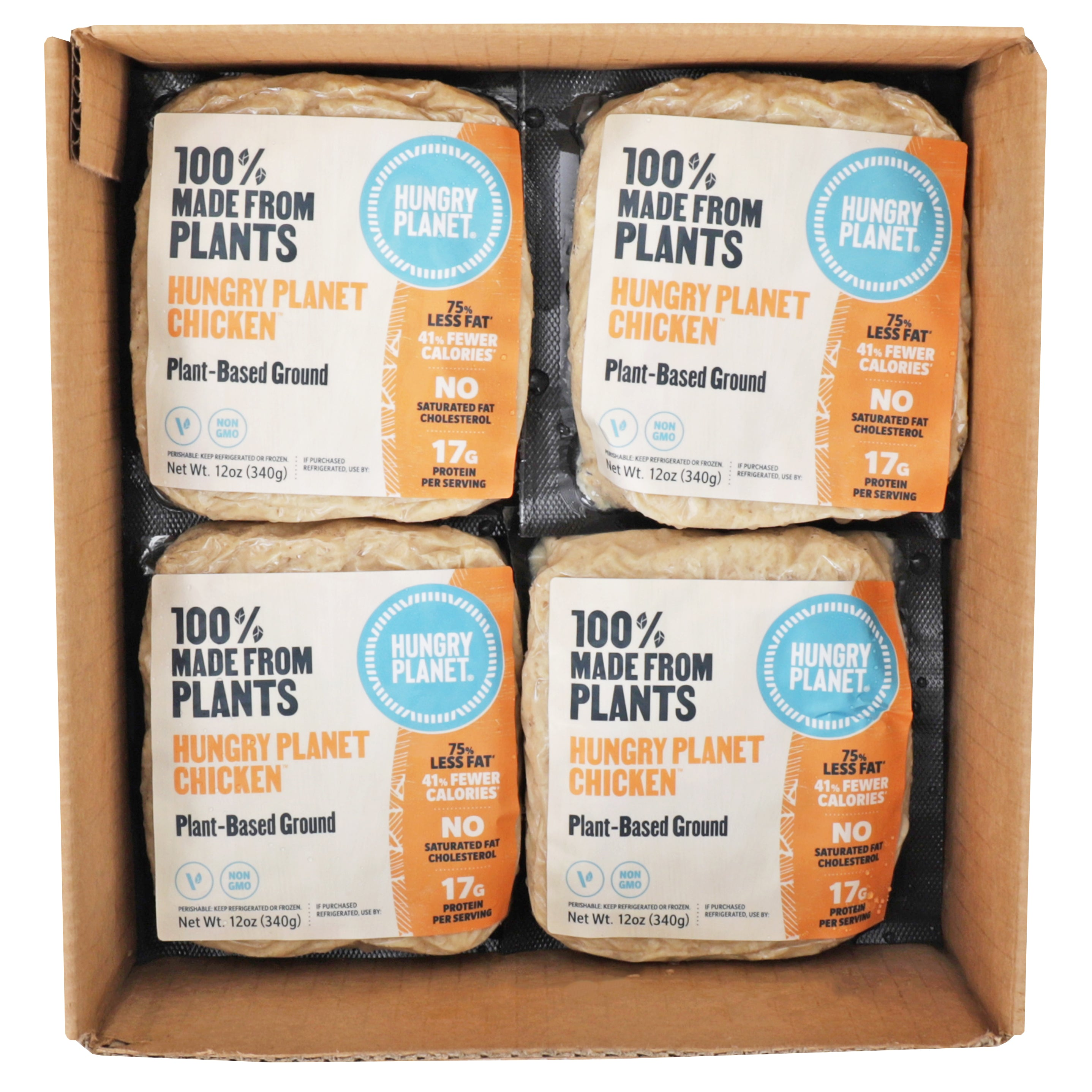 Hungry Planet Chicken™ Plant-Based Ground