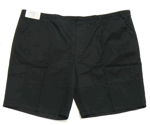 ACL 380A676 CARGO SHORTS BLACK