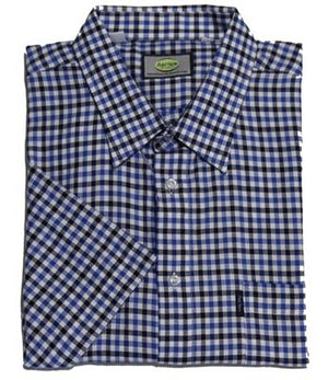 AERTEX 88736 CASUAL SHIRT BLUE