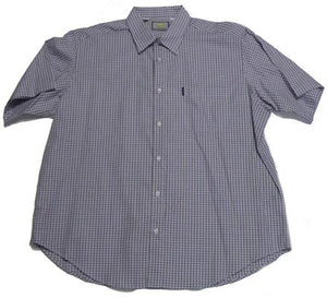 AERTEX 87896 BURGUNDY SHIRT