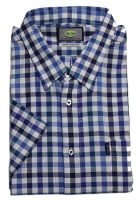AERTEX 88686 CASUAL SHIRT BLUE