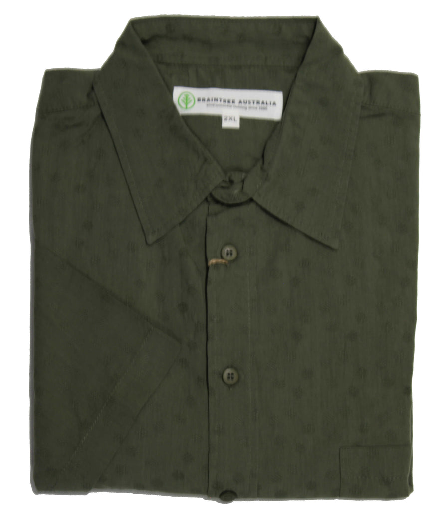 BRAINTREE MST1926K CASUAL SHIRT JUNGLE