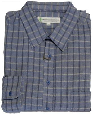 BRAINTREE MWT707K CASUAL SHIRT BLUE