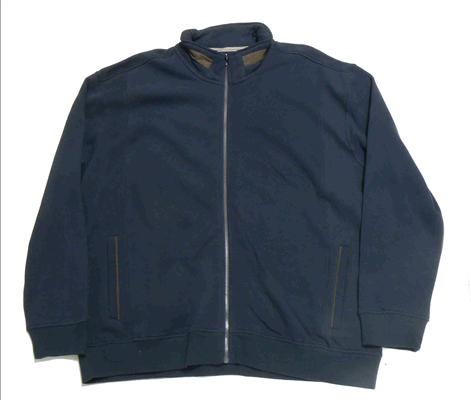 BACK BAY FLEECY JACKET G320108A INK