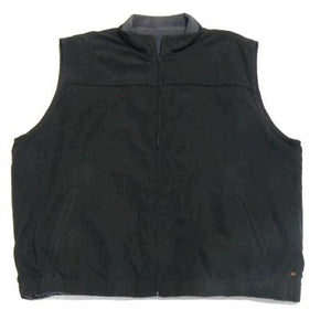 BREAKAWAY REVERSIBLE VEST 60604 BLACK