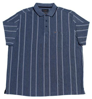 BREAKAWAY 61229 POLO TOP MOONLIGHT