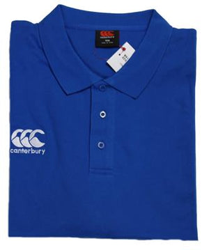 CANTERBURY E534099B POLO TOP SKYDIVER