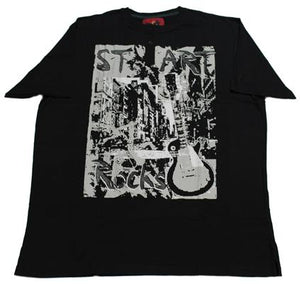 METAPHOR 01585 T-SHIRT BLACK