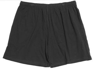 ELLUSION JERSEY SHORT BLACK