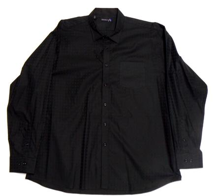 FREDERICK A CASUAL SHIRT 17423 BLACK