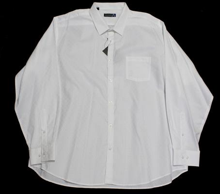 FREDERICK A CASUAL SHIRT 12433 WHITE