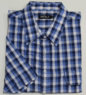 IMPALA 1925 CASUAL SHIRT BLUE
