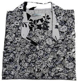 JIMMY STUART GHOST FASHION SHIRT BLACK