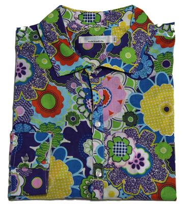 JIMMY STUART SUNSHINE FASHION SHIRT MULTI