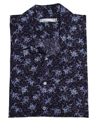 JIMMY STUART REGAL FASHION SHIRT NAVY