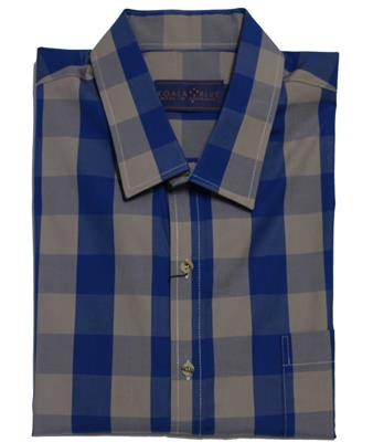 KOALA BLUE 8111746 CASUAL SHIRT BLUE