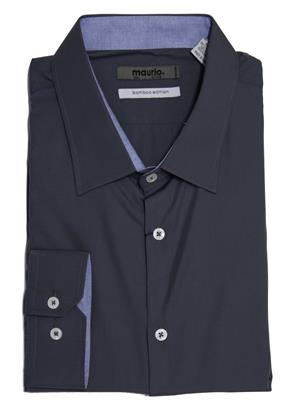 MAURIO 295313 FASHION SHIRT CHARCOAL