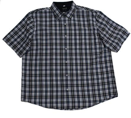 PERRONE 3387 CASUAL SHIRT BLUE