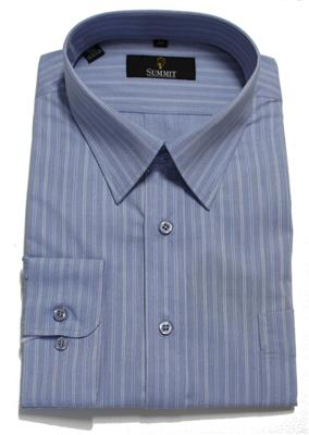 SUMMIT BUSINESS SHIRT 20253 BLUE