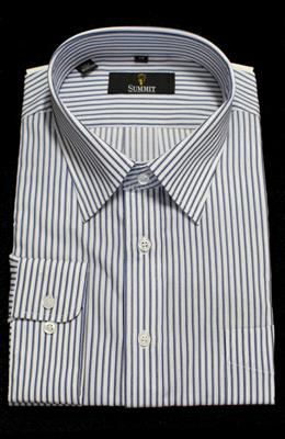 SUMMIT BUSINESS SHIRT 20273 NAVY