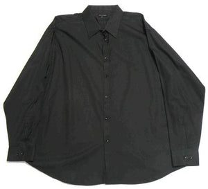 36 DEGREES TSD-999 BLACK LONG SLEEVE SHIRT