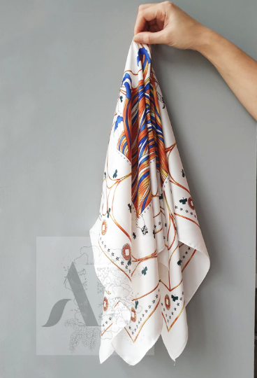 Large Silk Scarf