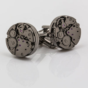 Watch Parts cufflinks