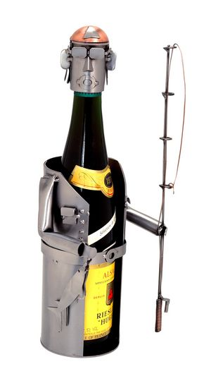 Fisherman Wine Caddy