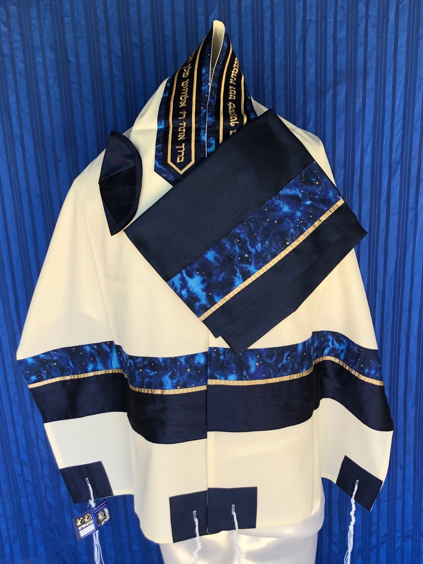 Starry Night Tallit Set