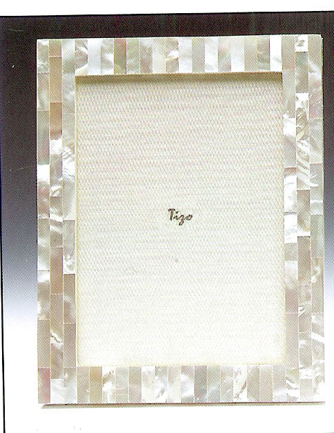 Mother of Pearl Frame - 5x7